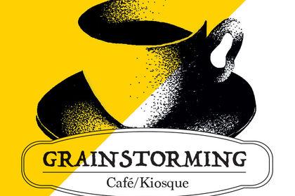 Logo Café Grainstorming