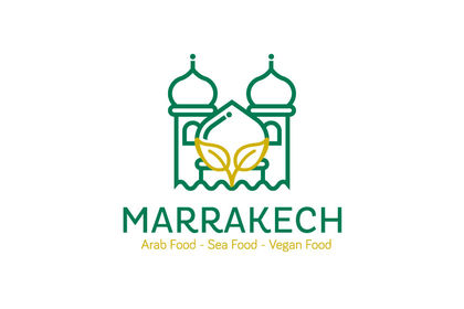 Logo restaurant Marrakech