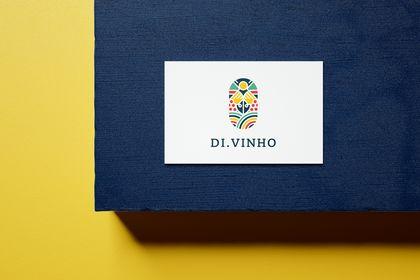 Carte de visite Di Vinho