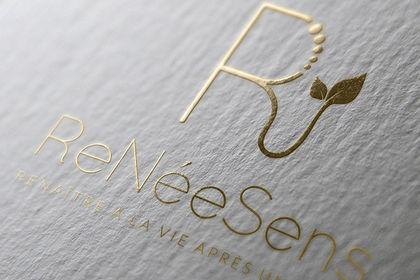Création du logo ReNéeSens