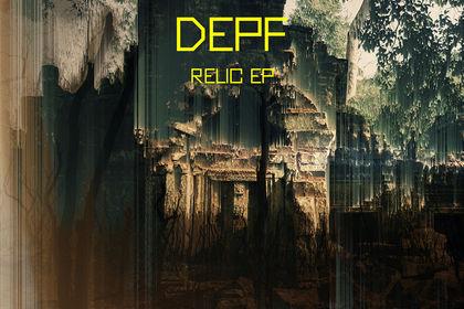 Album Cover - DEPF - Relic Ep