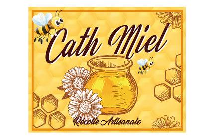 Étiquette miel