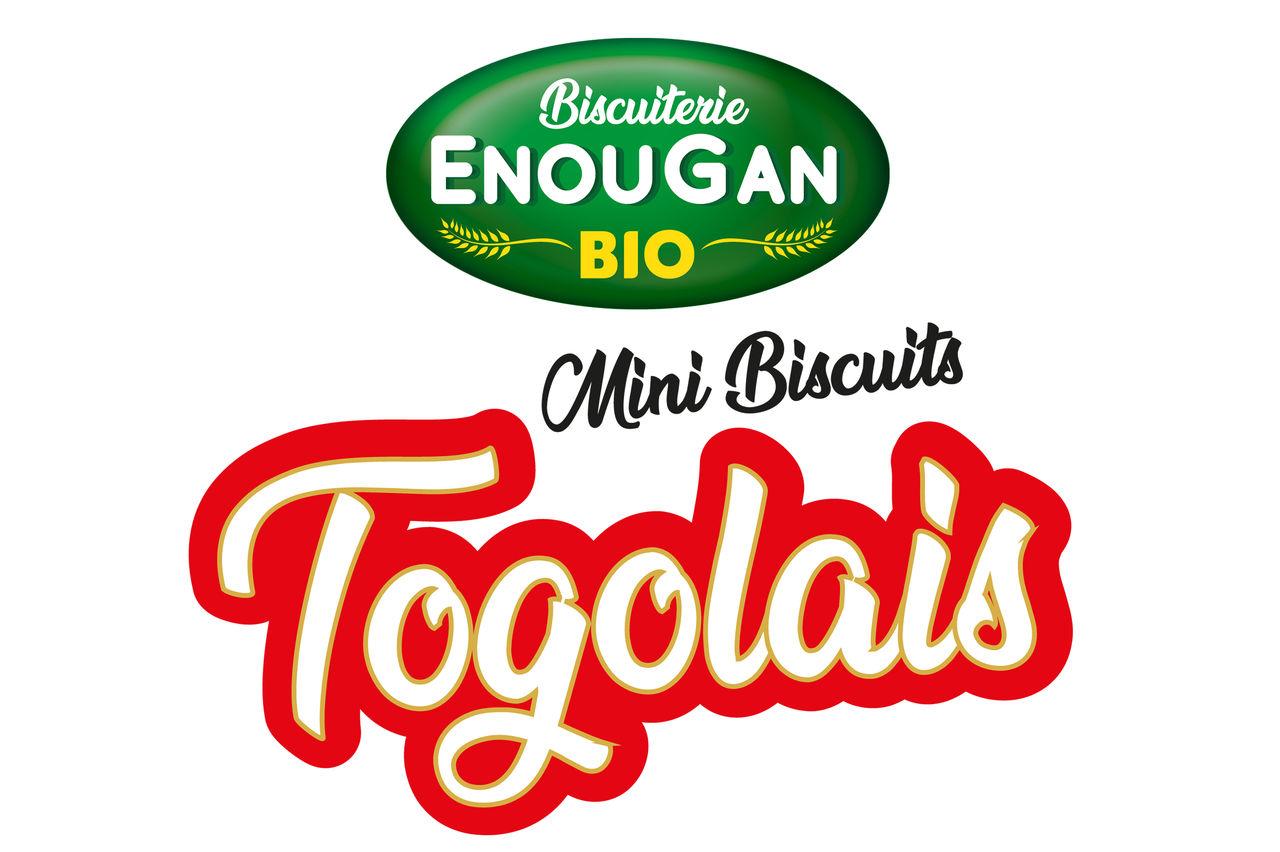 LOGO ENOUGAN MINI BISCUITS TOGOLAIS