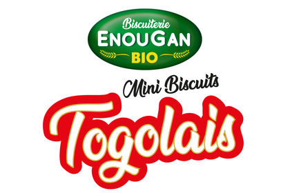 LOGO ENOUGAN MINI BISCUITS TOGOLAIS