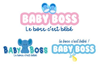 LOGO BABYBOSS
