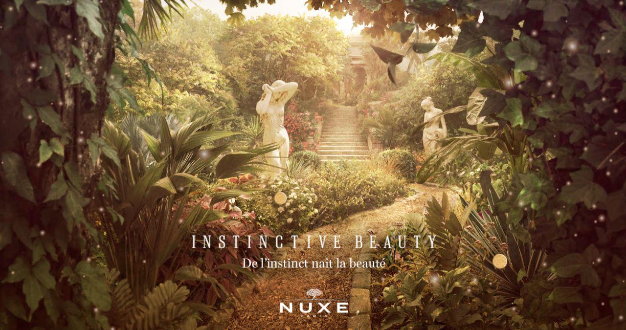Voyage sensoriel dans les Jardins de Nuxe