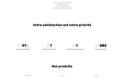 Site AD Center France