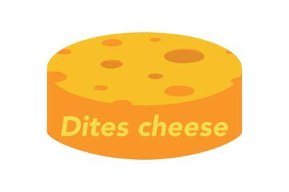 Logo Dites Cheese