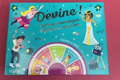 Devine ! Fleurus editions