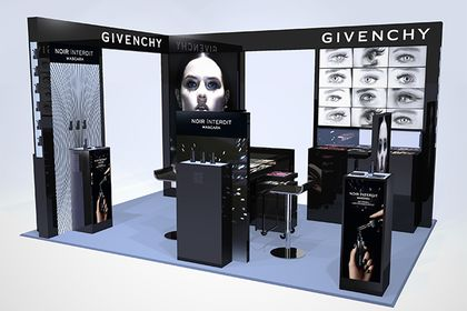 STAND GIVENCHY