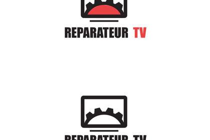 Logo réparateur TV