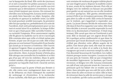 Cl. Maas, «la Mallette d'un autre», p.10‒11.