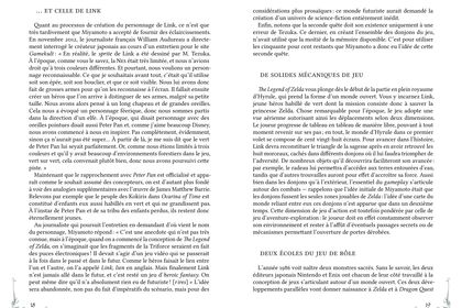 «Zelda» (Third Éditions), p.18‒19.