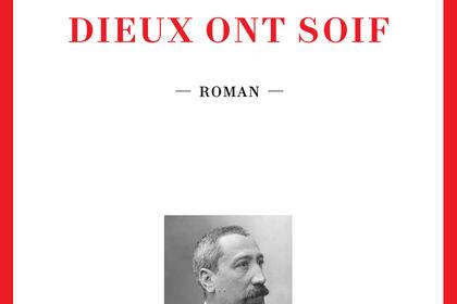 «Les dieux ont soif» (A. France).— Couverture