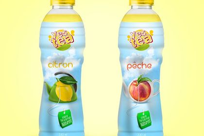 Packaging Ice Tea