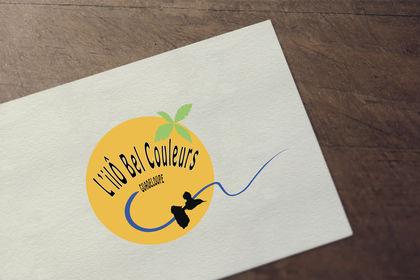 Logo l'ilo Bel Couleurs