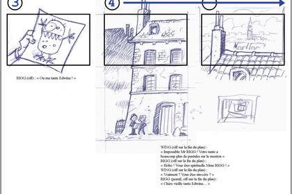 Exemple Story Board