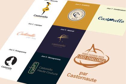 Logos concours fashion week