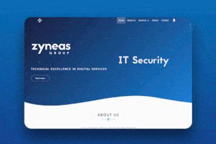 Site Web ZYNEAS