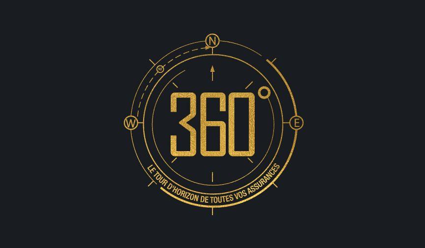 Logo 360 degrés