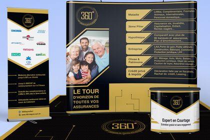 Kiosque 360 Degres