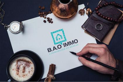 Logo B.A.O Immo
