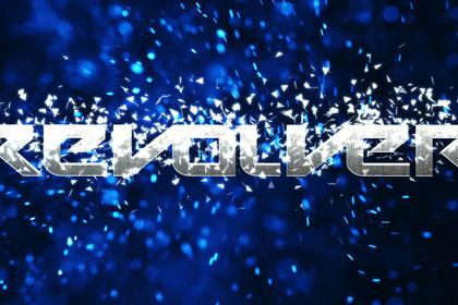 Animation de logo pour Revolver