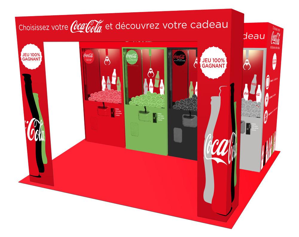 Choisissez votre coca-cola