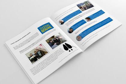 Mise en page Brochure / Carnet de Projet / Livre