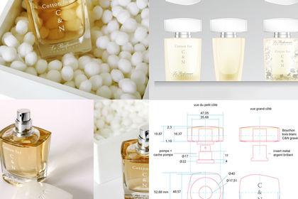 Création d'un parfum unique