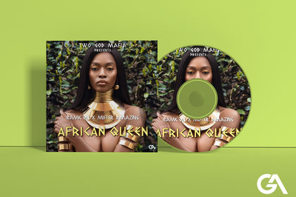 Couverture Single African Queen