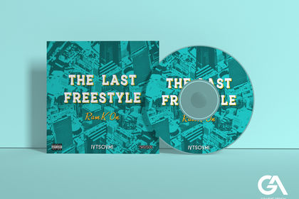 Couverture Single The Last Freestyle