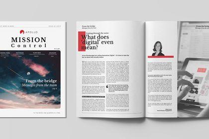 Edition - Magazine Apollo