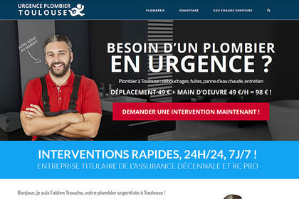 Urgence Plombier Toulouse