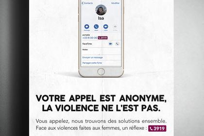 Affiche Solidarité Femmes