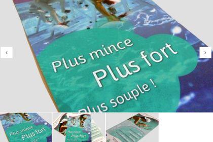Plaquette Aquabike Midi-Pyrénées