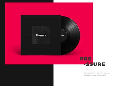Couverture Pressure