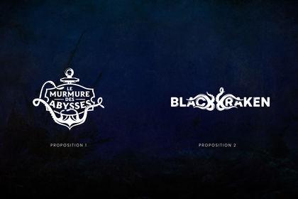 Logo Black Kraken & Murmures des Abysses
