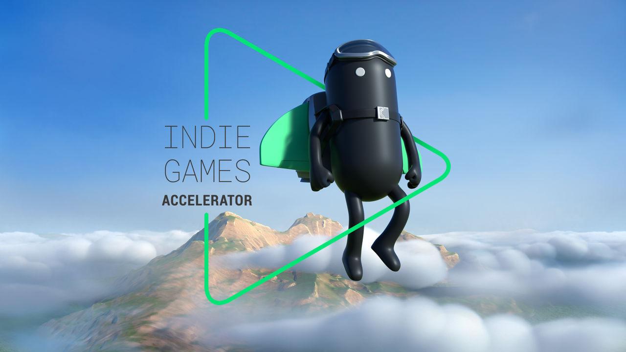 KV Google play indiegame accelator