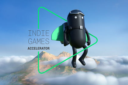 KV Google play indiegame accelator