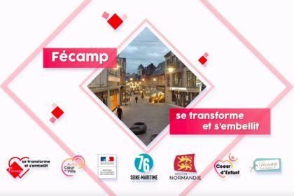 Teaser Inauguration Centre-Ville Fécamp