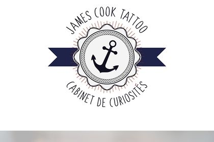 James Cook Tattoo