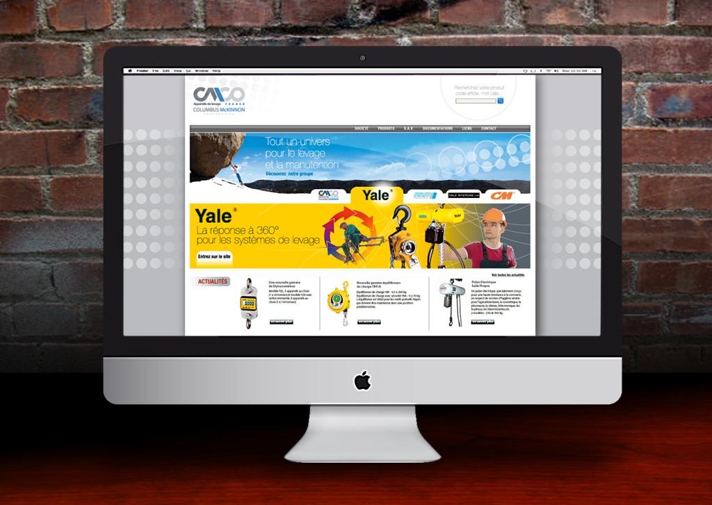 Site web CMCO