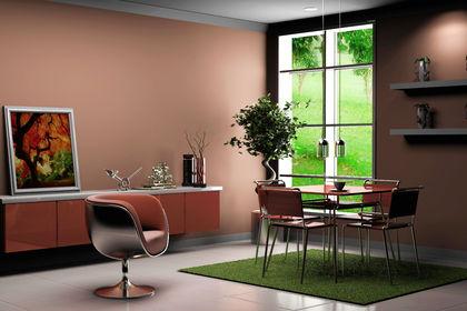 """Architecture intérieure """"Autumn Living"""""""