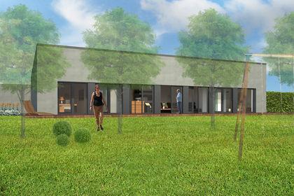"""Architecture extérieure """"Maison Banksia"""""""
