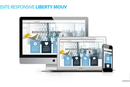 MOCKUP WEBSITE LIBERTY MOUV