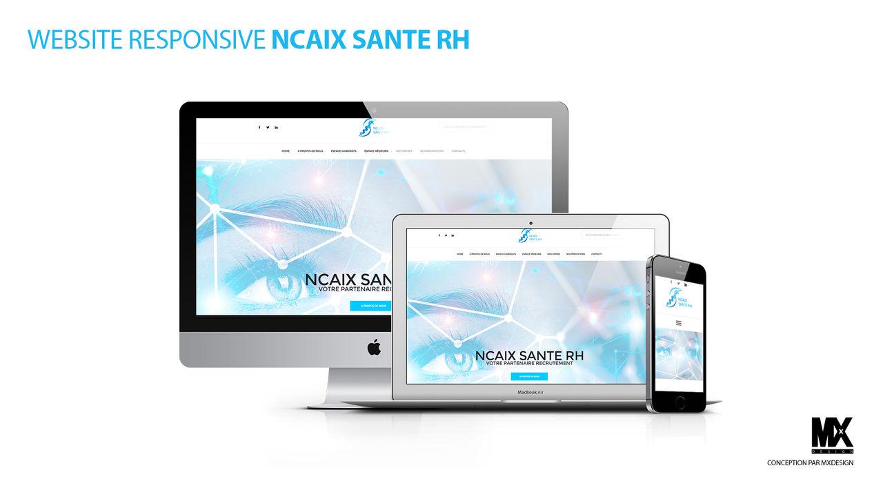 COMMUNICATION DIGITALE NCAIX SANTE RH