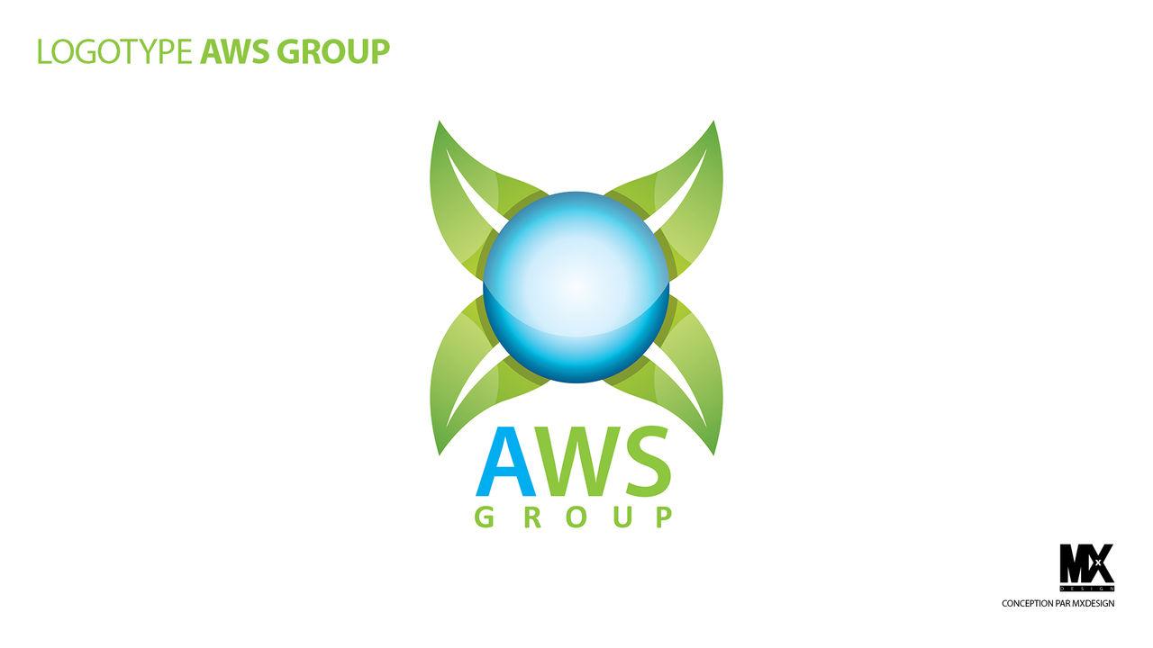 Logotype AWS Group