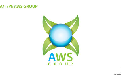 Logotype AWS Group