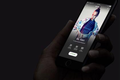 App concept - Eve Ai
